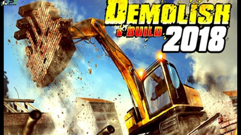 DEMOLISH AND BUILD 2018 PC GAME FREE DOWNLOAD