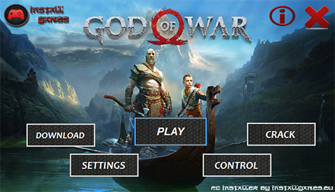 God of War PC Game Setup Free Download